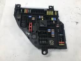 Bmw X3 Fuse Chart Details About Oem 2011 2014 Bmw X3 F25 Rear Power Distribution Fuse Box