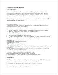 Apartment Leasing Agent Resume Sample Free Professional Job