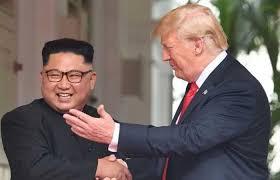 واشنطن - ترامب يشيد بتقدم حققه مع كوريا الشمالية