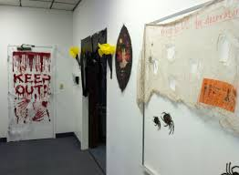 decorating office for halloween. awesome homemade halloween decorations decorating ideas clipgoo this is compulsive writer the door to our department office for u