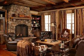 North Carolina Country Style Residence  Traditional  Living Room Country Style Living