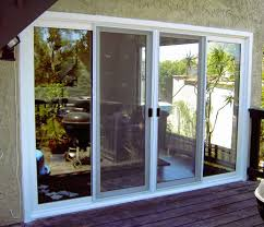 all glass patio doors
