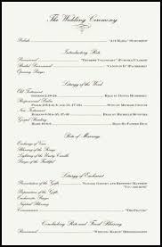 sample wedding program wording wedding program wording examples happycart co 70 nice wedding