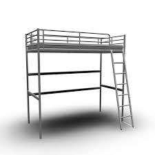 TROMS Loft bed frame by IKEA