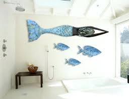 mermaid home decor mermaid bathroom wall decor house decor ideas mermaid house design