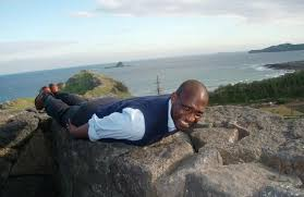 my story from bloomingdale s to cornell b school richard battle baxter shows his fun side by planking on jeju island during