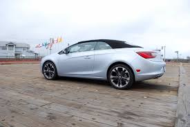 Review: Buick Cascada Works As a Convertible, Stumbles In Other ...