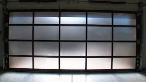 New American Home 2014  Clopay Avante Collection Glass Garage Doors