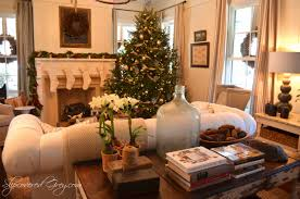 Xmas Decoration For Living Room Christmas Past Room 10 A Living In 1965 Excerpt Afroceo