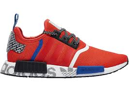Adidas Nmd R1 Transmission Pack Active Red