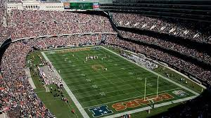 Soldier Field Chart Chicago Bears Nfl Bears News Scores Stats Rumors More