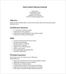 sample resume of cashier in retail 15 cashier resume templates free word pdf retail cashier resume