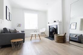 grey and white furniture. Scandinavian Living Room With Light Wood Floors And White Walls - Top 10 Tips For Adding Grey Furniture E