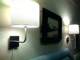sconces wall mounted plug in sconces lights incredible light with fresh lamps home depot and