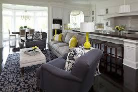 blue and gray living room contemporary living room martha o rh decorpad com neon blue girls