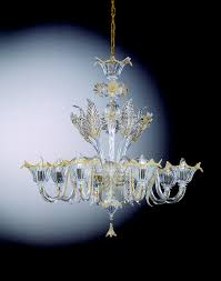 venetian glass chandelier da vinci 8 lights art venetian glass chandelier da vinci 8 lights art 434 8
