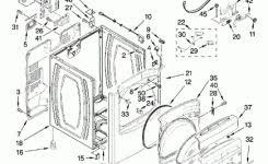 05 mini cooper s wiring diagrams mini cooper s wiring diagram for 05 Mini Cooper Wiring Diagram whirlpool w10239307 door seal appliancepartspros with whirlpool gas dryer parts diagram 2005 mini cooper wiring diagram