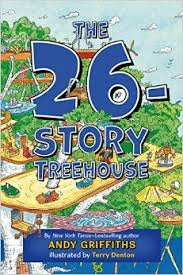 The 26Story Treehouse The Treehouse Books Andy Griffiths The 26 Storey Treehouse