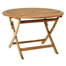 decorating small spaces with big furniture round wood patio table awesome picnic and benches design 4