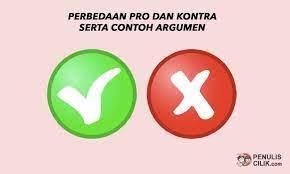 Terimakasih sudah membaca tulisan kak. Perbedaan Pro Dan Kontra Serta Contoh Argumen Penulis Cilik