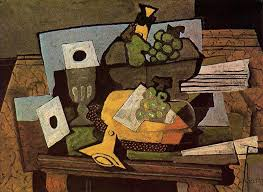 the relative works of georges braque and pablo picasso