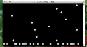 Snow Animated Let It Snow In The Terminal Of Mac Os X With This Command