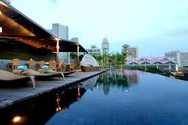 infinity pool singapore hotel. Naumi Hotel Infinity Pool Singapore
