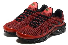 nike shoes red and black. 2016 nike shoes - air max tn mens bright crimson/black red and black