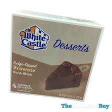 Review White Castle Desserts On A Stick The Impulsive Buy