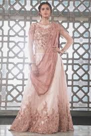 Light Pink Indian Wedding Dress Bridal Lehenga Choli Online Buy Stylish Indian Wedding