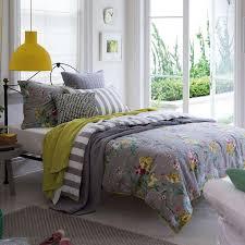 1 0x0 super king size bedding sets cream grey blue queen cotton