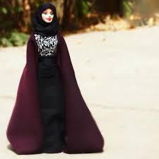 Image result for باربي حجاب