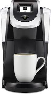 It's perfect for those who love their cup of joe brewed a particular way. Amazon Com Keurig 2 0 Brewer K200 Black Kitchen Dining