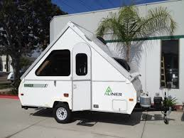 Small Picture Mini Campers Teardrop Trailers for Rent in California Little