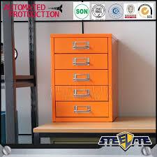 drawer metal storage cabinet table
