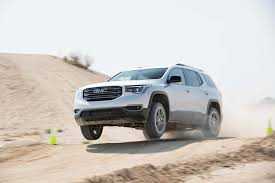 2018 gmc 3500 all terrain. plain terrain 2017 gmc acadia all terrain front three quarter in motion 04 with 2018 gmc 3500 all terrain