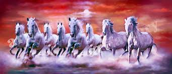 feng shui paintings for office. Feng Shui Eight Horse Painting Paintings For Office T