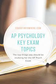 best ap psychology ideas human brain anatomy ap psychology exam study guide 14 key topics to study
