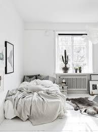 white wall paint interior design ideas bedroom fur carpet wall decoration