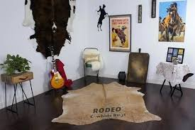 cowhide rugs brownie acid wash rodeo cowhide rug x ft cowhide rugs