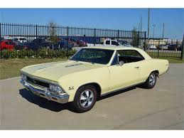 1966 Chevrolet Chevelle SS for Sale | ClassicCars.com | CC-1036616