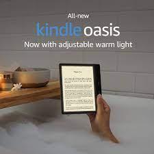 Máy đọc sách Kindle Oasis 3 (2019) - Amazon - Hàng nhập khẩu   Xaha Store