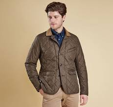 Dark Olive Barbour Quilted Tailored Beauly Jacket|Mens Barbour ... & Dark Olive Barbour Quilted Tailored Beauly Jacket Adamdwight.com