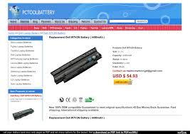Replacement <b>Dell</b> W7H3N <b>Battery</b> ( <b>4400mAh</b> ) by bijiben - issuu