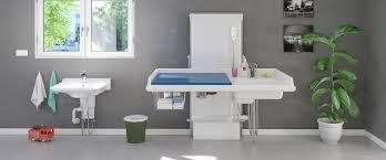 bathroom changing table. Height Adjustable Baby Changing Table 334-141 Bathroom