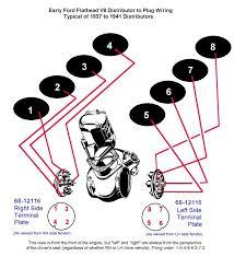flathead tuneup specs for v  flathead distrbtr wiring 1937 41 jpg 118075 bytes
