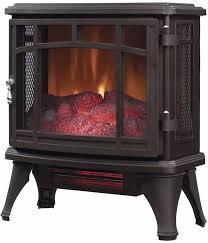 duraflame bronze finish infrared quartz electric stove heater 5 200 btu
