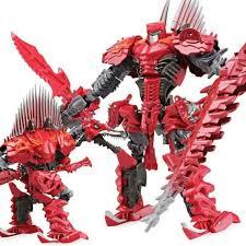 <b>Трансформер Wei Jiang</b> Робот-динозавр, 21 см - J8065 оптом