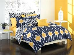 blue and yellow bedding.  And Blue And Yellow Quilt Image Of Bedspread Navy  On Bedding S