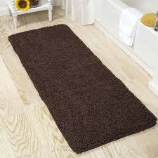 30x50 bath rug large brown chocolate bathroom mat rug memory foam 30 x 50 reversible